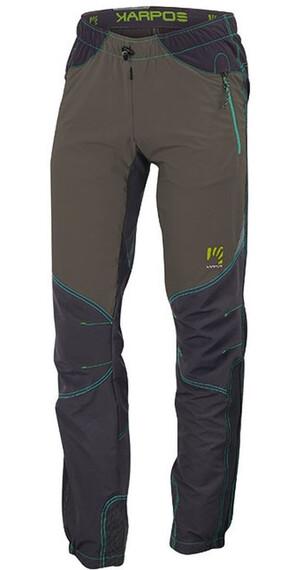 Karpos Rock - Pantalones de Trekking - gris/marrón